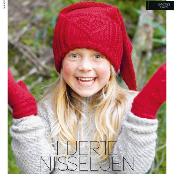 Mönsterblad Hjertenisselue