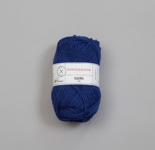 Rauma Finullgarn 0443 kungsblå