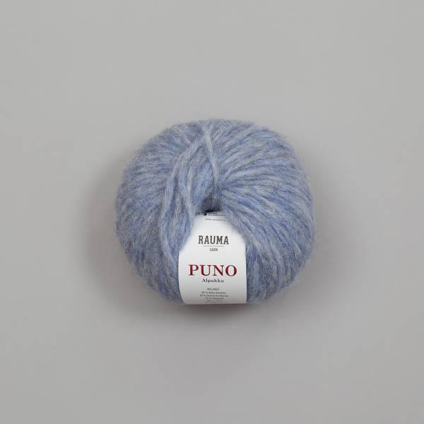 Rauma Puno 11047 blå melange