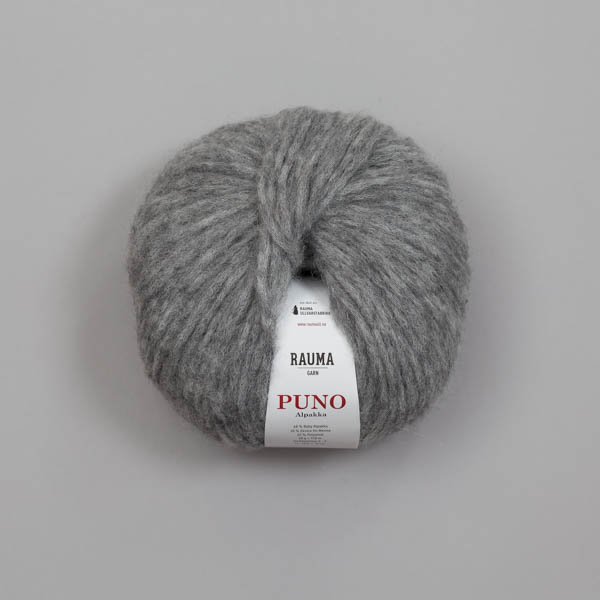 Rauma Puno 01311 grå