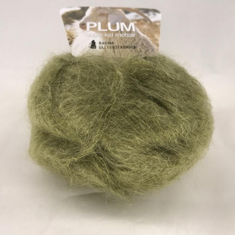 Rauma Plum 009 oliv