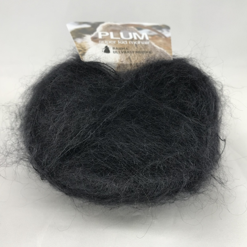 Rauma Plum 081 svart