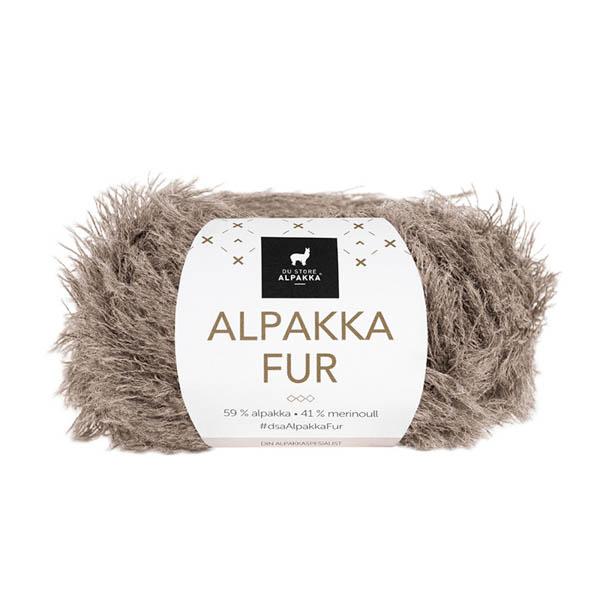 Alpakka Fur 203 beige