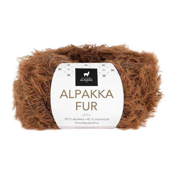 Alpakka Fur 206 kanel