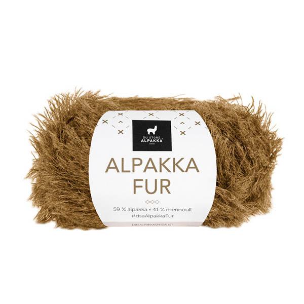 Alpakka Fur 209 ockra