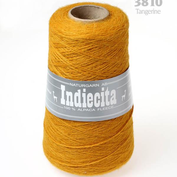 Indiecita kon 3810 tangerine