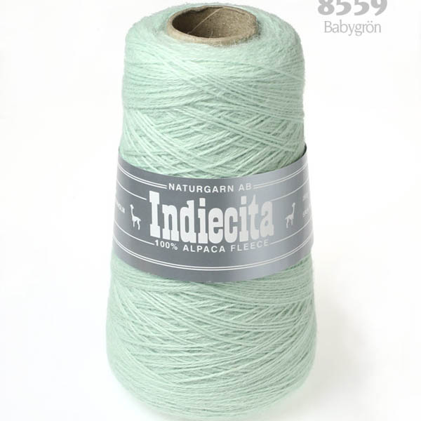 Indiecita kon 8559 babygrön