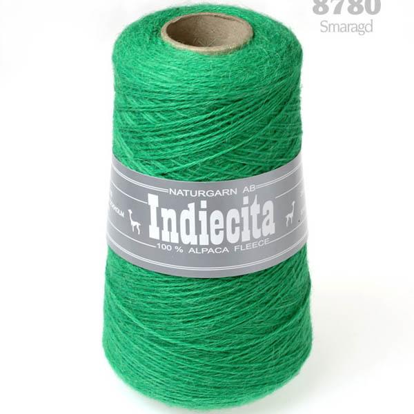 Indiecita kon 8780 smaragd