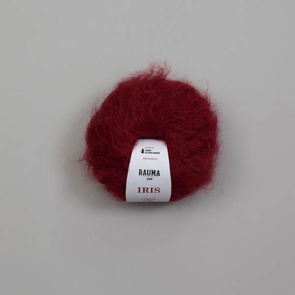 Rauma Iris 2138 vinröd