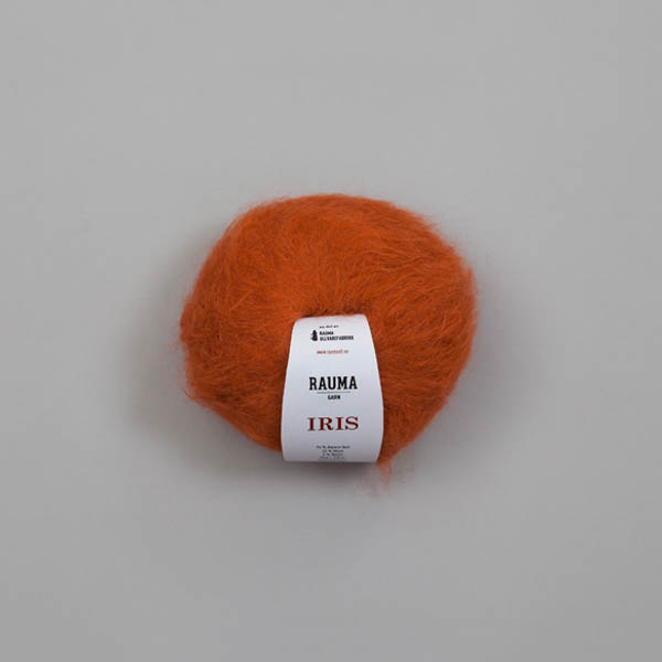 Rauma Iris 6108 roströd