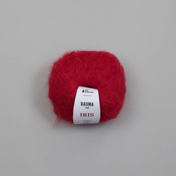 Rauma Iris 9032 röd