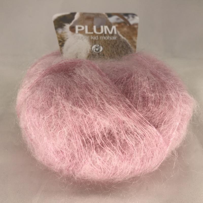 Rauma Plum 039 ljus rosa