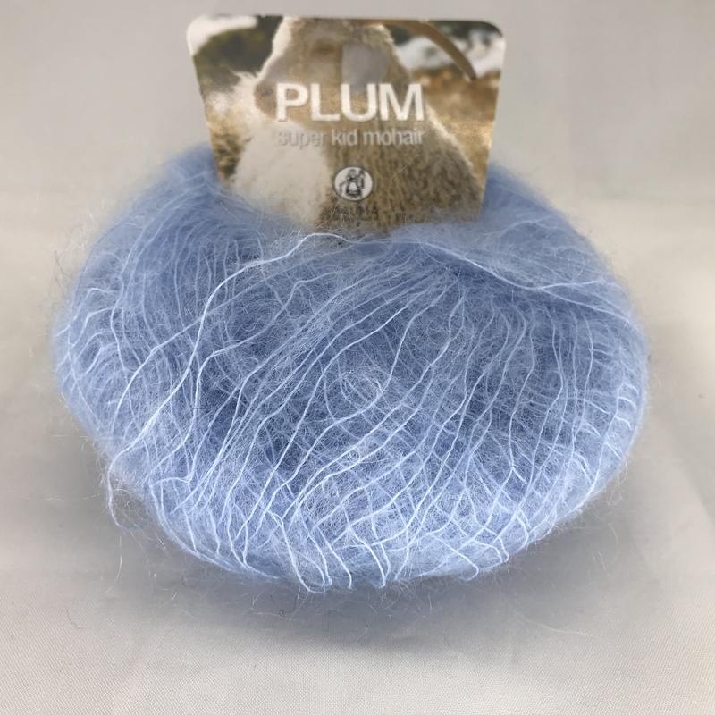 Rauma Plum 067 ljusblå