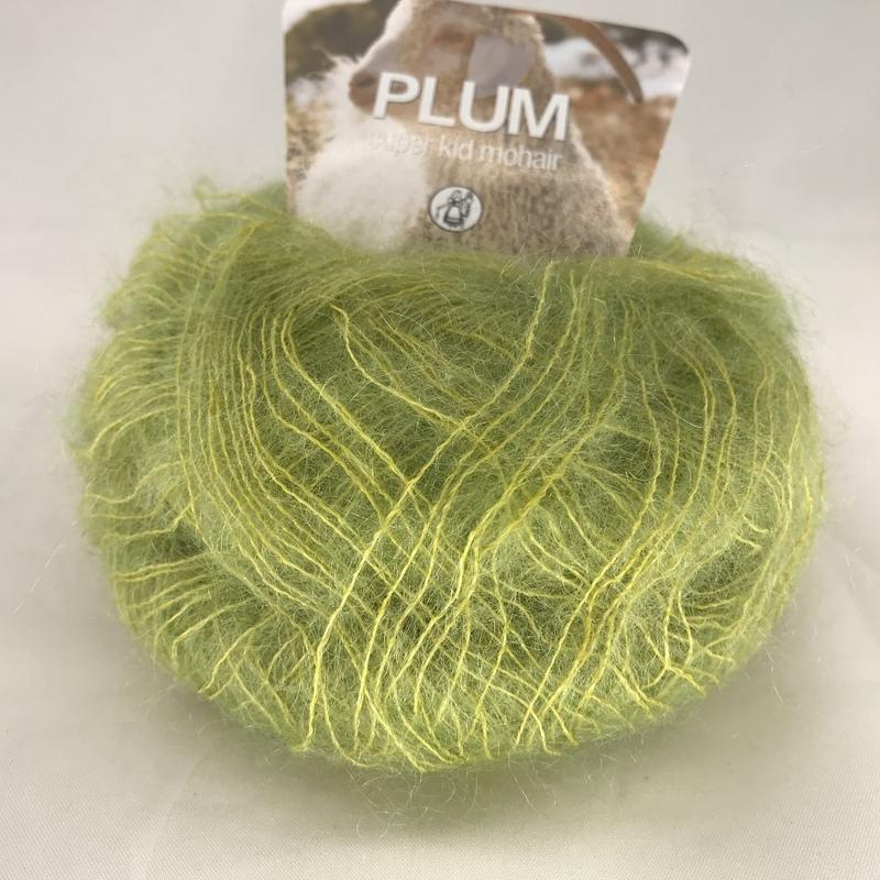 Rauma Plum 086 gräsgrön