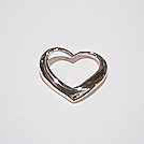 Silverberlock hjärta