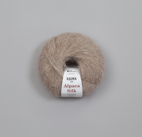 Rauma Alpaca Silk 1315 beige