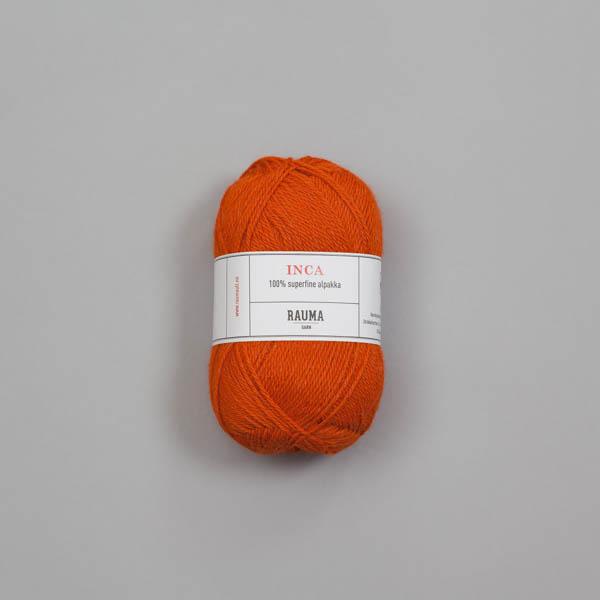 Rauma Inca 0250 orange