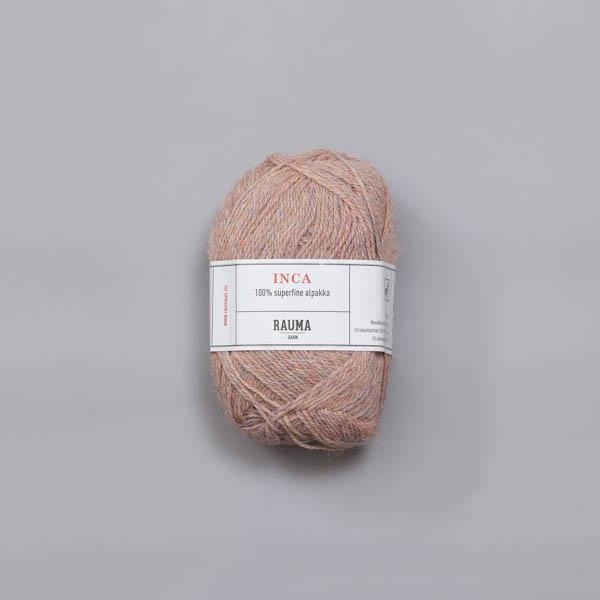 Rauma Inca CQ72 gammelrosa melerad