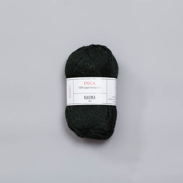 Rauma Inca 0847 mörk grön