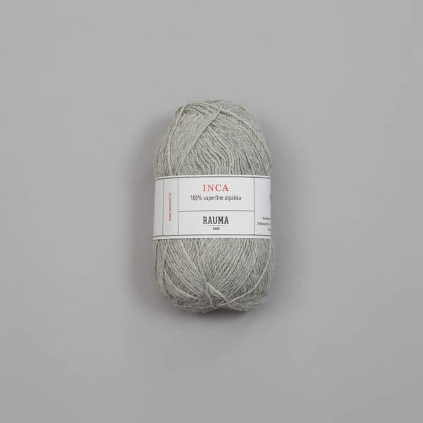 Rauma Inca 0040 ljusgrå