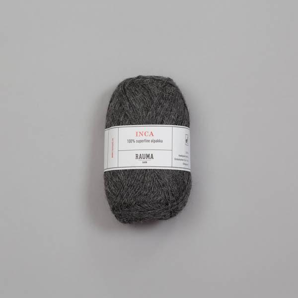 Rauma Inca 0068 mörkgrå