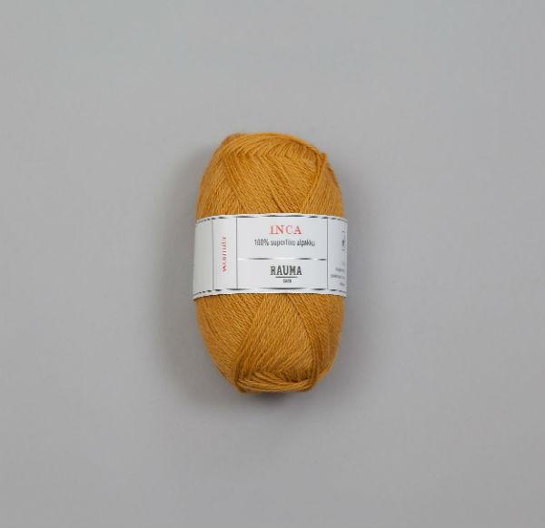 Rauma Inca 633 senapsgul