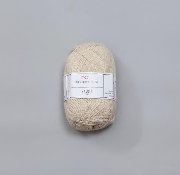 Rauma Inca CA03 natur/beige