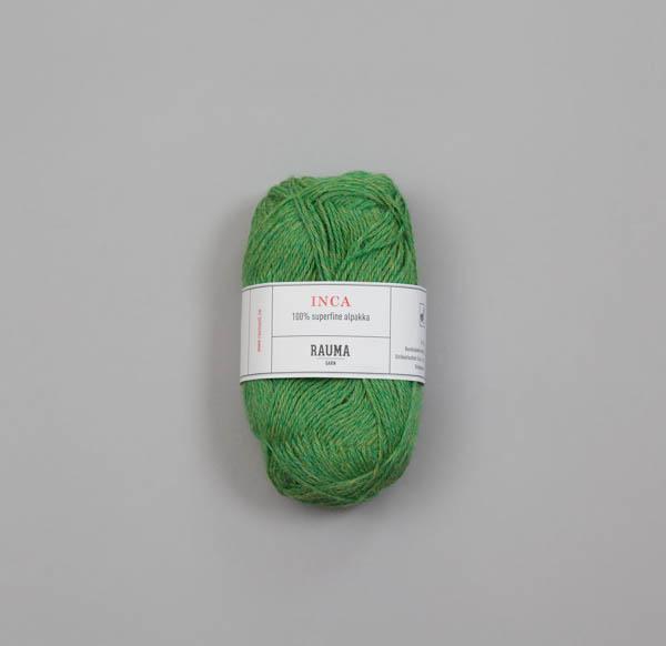Rauma Inca 0739 grönmelerad
